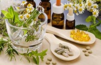 Organic Vitamins & Supplements